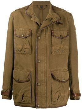 Belstaff Journey military jacket - Brown