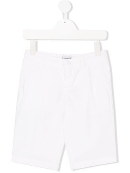 Dondup Kids knee length shorts - White