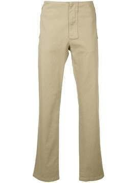 Maison Margiela tailored fitted trousers - Brown