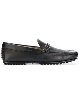 Tod's City Gommino driving shoes - Black