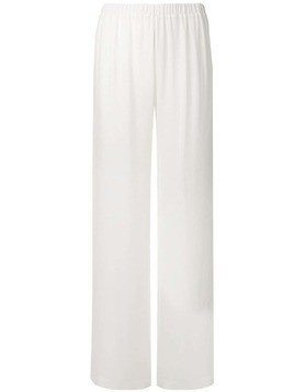 Gentry Portofino loose-fit trousers - White
