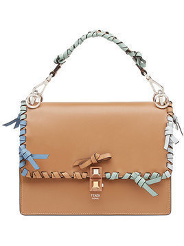 Fendi Kan I shoulder bag - Brown