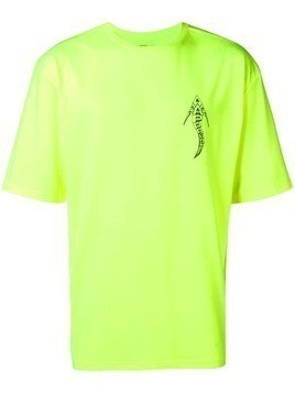 Ex Infinitas ex-approach T-shirt - Yellow