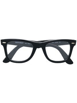 Ray-Ban Wayfarer frame glasses - Black