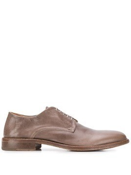 Moma oxford shoes - Grey
