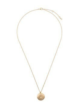 Astley Clarke medium locket necklace - Gold