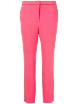 Escada tailored slim-fit trousers - Pink