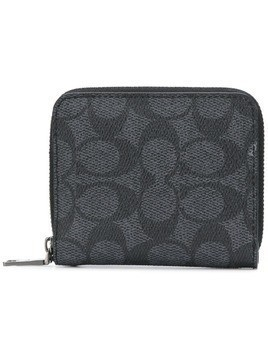 Coach small zip-around wallet - Grey