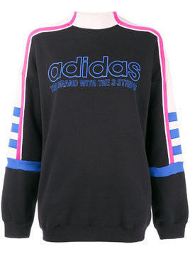 Adidas 90's motocross sweatshirt - Black
