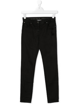 Stella Mccartney Kids TEEN Lohan slim-fit jeans - Black
