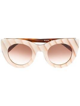 Thierry Lasry x Barbie 60th Glamy sunglasses - Neutrals