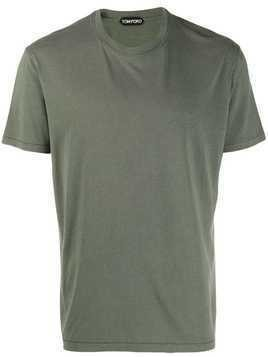 Tom Ford slim-fit T-shirt - Green