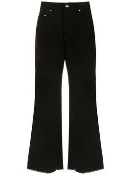 Amapô flared jeans - Black