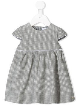 Tartine Et Chocolat polka-dot print dress - Grey