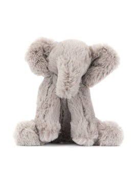 Jellycat elephant plush toy - Grey