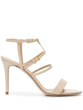 Deimille strappy design sandals - Neutrals