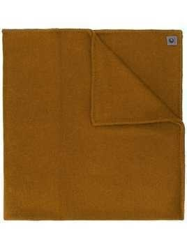 Denis Colomb stitch edge scarf - Brown