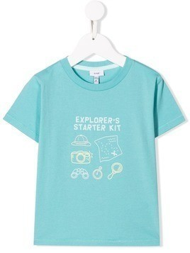 Knot Explorer starter kit T-shirt - Blue