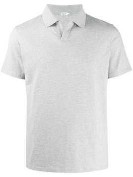 Filippa-K fitted buttonless polo shirt - Grey