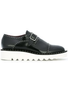 Stella McCartney 'Odette' brogues - Black