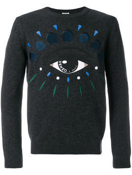 Kenzo Eye sweater - Grey