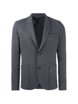 Lanvin deconstructed two button jacket - Grey