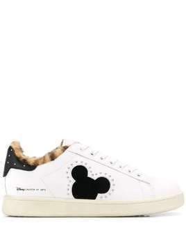 Moa Master Of Arts Mikey detail sneakers - White