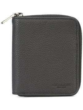 Coach small zip-around wallet - Black