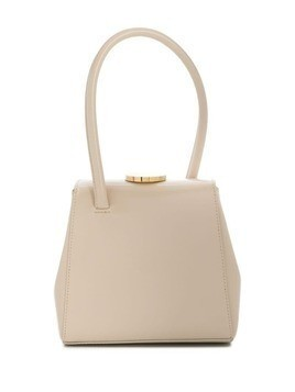 Little Liffner Round handle mademoiselle bag - Neutrals