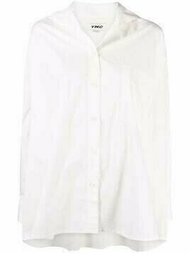 YMC Wicca organic cotton shirt - White