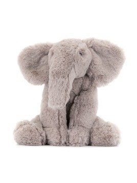 Jellycat Elephant soft toy - Grey