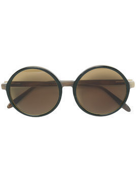 Ralph Vaessen Kate round sunglasses - Brown