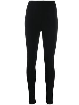 Alchemy skinny-fit trousers - Black