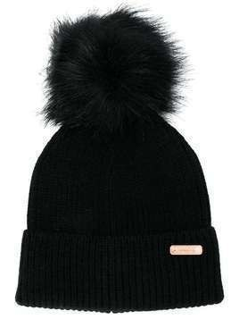 Barbour Mallory Pom beanie - Black
