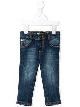 Cesare Paciotti 4Us Kids slim faded jeans - Blue