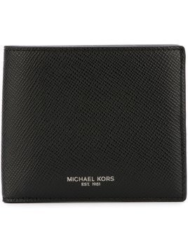 Michael Kors Collection billfold wallet - Black