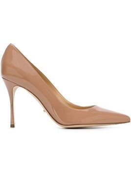 Sergio Rossi stiletto pumps - Nude & Neutrals