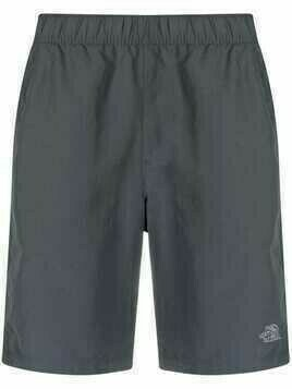 The North Face logo-embellished shell shorts - Grey