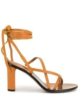 Atp Atelier Adelfia Calvados pumps - ORANGE