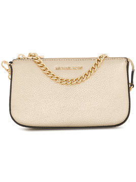 Michael Michael Kors Jet Set Chain handbag - Metallic