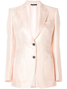 Tom Ford buttoned up jacket - Pink & Purple