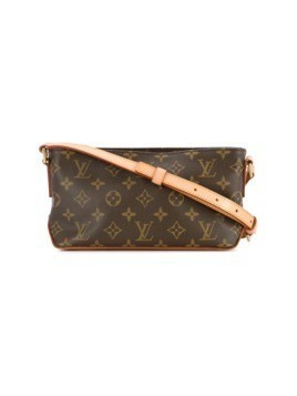 Louis Vuitton Vintage Trotteur crossbody bag - Brown