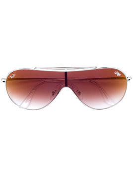 Ray-Ban aviator sunglasses - Metallic