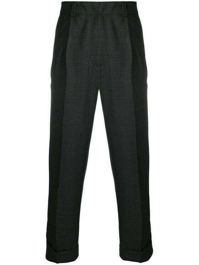 Acne Studios tapered tailored trousers - Grey