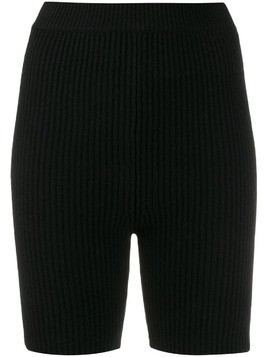 Cashmere In Love Mira bike shorts - Black