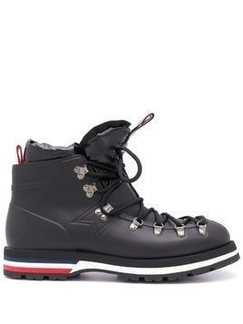 Moncler Blanche hiking boots - Black