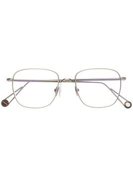 Ahlem round shape glasses - SILVER