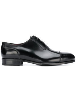 Lidfort formal derby shoes - Black
