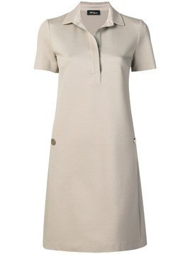 Les Copains polo top dress - Neutrals