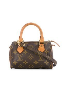 Louis Vuitton Vintage monogram Mini Speedy handbag - Brown